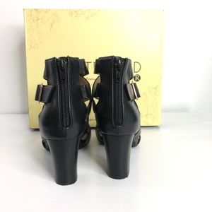 Restricted Shoes - Restricted Gladiator Style Heeled Sandal 6.5